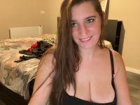 Nu live hete webcamsex met Hollandse amateur  kimara86?